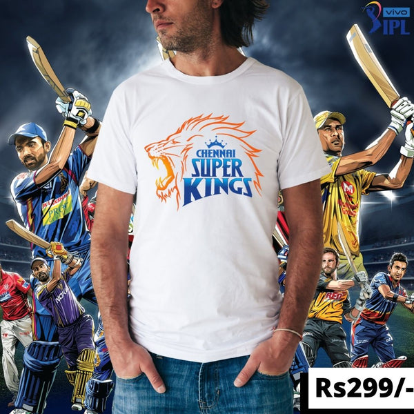 Chennai Super King IPL t-shirt