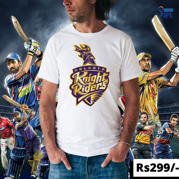 Kolkata Knight Riders IPL t-shirt
