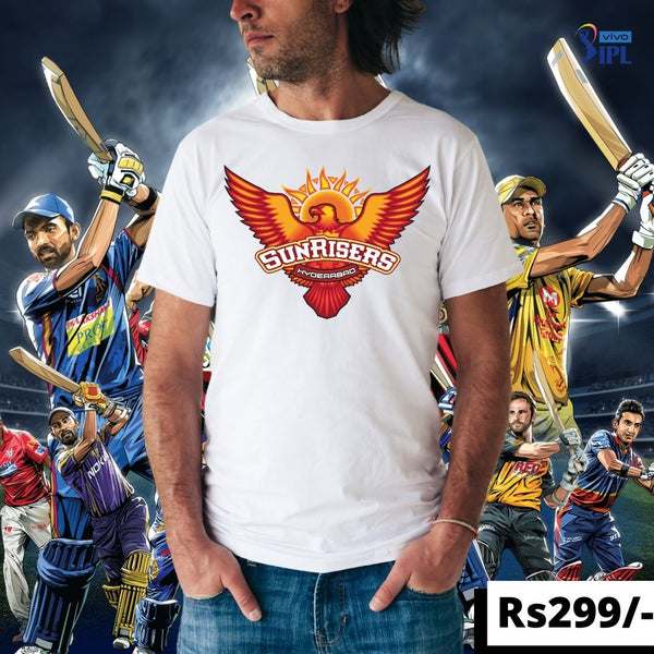 Sunriser Hyderabad  IPL t-shirt