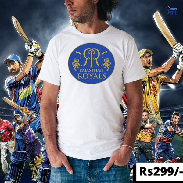 Rajasthan Royal IPL  t-shirt