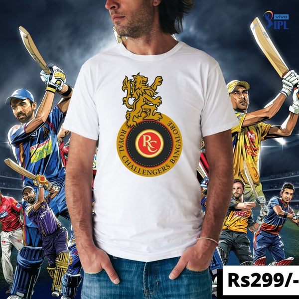 Royal Challangers banglore IPL t-shirt