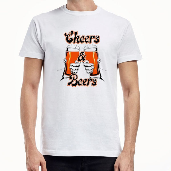Cheers , Beers T-shirt