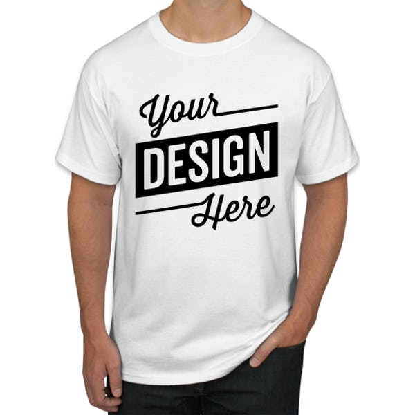 Print Anything on Tshirt ( Click Button Below )