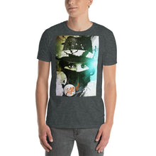 Load image into Gallery viewer, Agent Yellow Eyes T-Shirt
