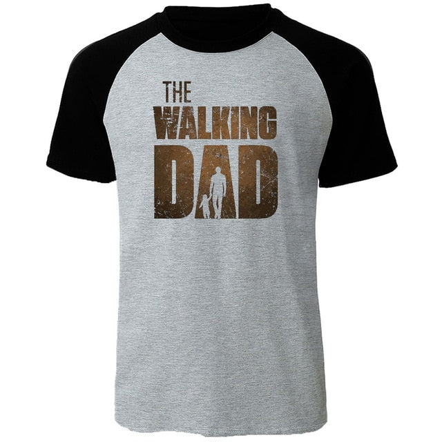 MTM Walking Dad mens shirts