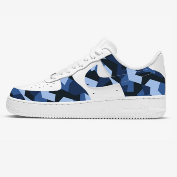 Geometric - Nike Air Force 1