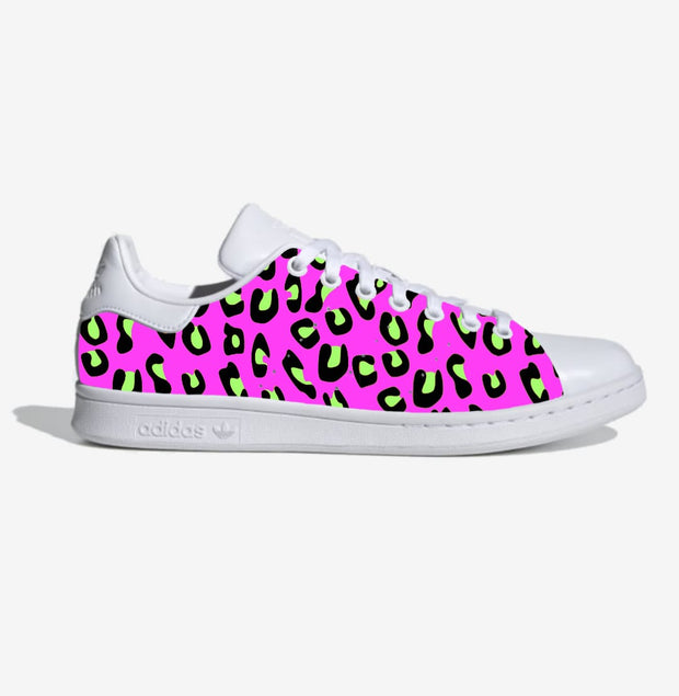 Animal Print - Adidas Stan Smith