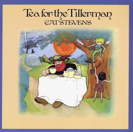 Cat Stevens - Tea For The Tillerman 45RPM 200g Vinyl Numbered Limited Edition 2LP Set