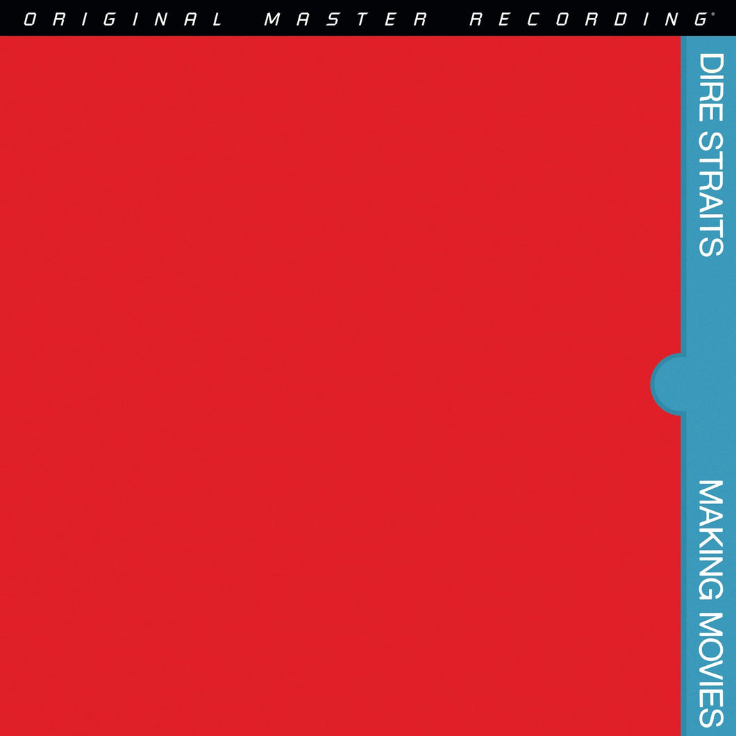 Dire Straits - Making Movies [SACD] (Hybrid SACD, limited/numbered) MFSL