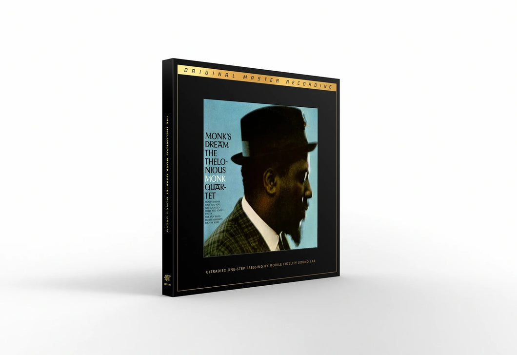 Thelonious Monk Quartet - Monk's Dream  (Limited Edition UltraDisc One-Step 45rpm 180gram Vinyl 2LP) MFSL