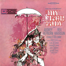 Load image into Gallery viewer, My Fair Lady Soundtrack Numbered Limited Edition 180g 2LP Transparent Purple Swirled Vinyl