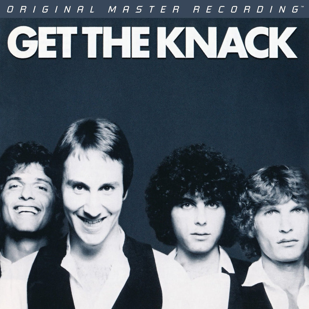 The Knack - Get the Knack 180 Gram Audiophile Vinyl LP Numbered/Limited to 3000 MFSL Mobile Fidelity