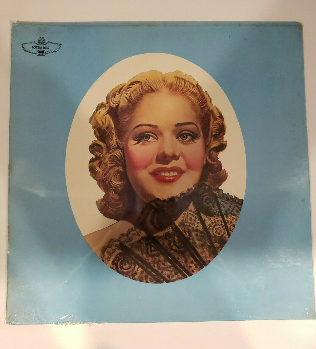 ALICE FAYE On Air Vol 2 LP Totem 1032 US 1979 SEALED Vocal 1D
