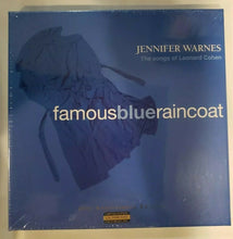 Load image into Gallery viewer, JENNIFER WARNES Famous Blue Raincoat 45 RPM 3×180g LP 20th Anniversary #998/6000