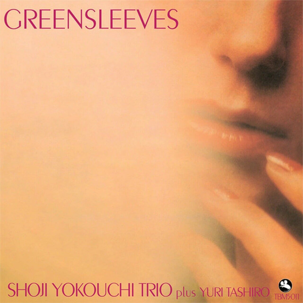 Shoji Yokouchi Trio Greensleeves Numbered Limited Edition 180g LP