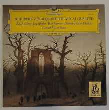 Load image into Gallery viewer, Schubert Vocal Quartets/ Germany / Moore / Fischer-Dieskau etc LP DG 2530 409