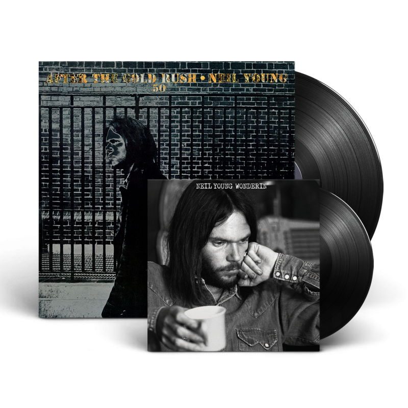 Neil Young - After The Goldrush 50th Anniversary Edition LP Box Set with bonus 7'' with bonus track, litho