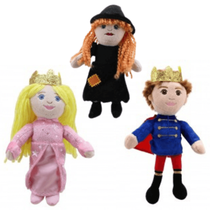 StoryTime Finger Puppet Characters