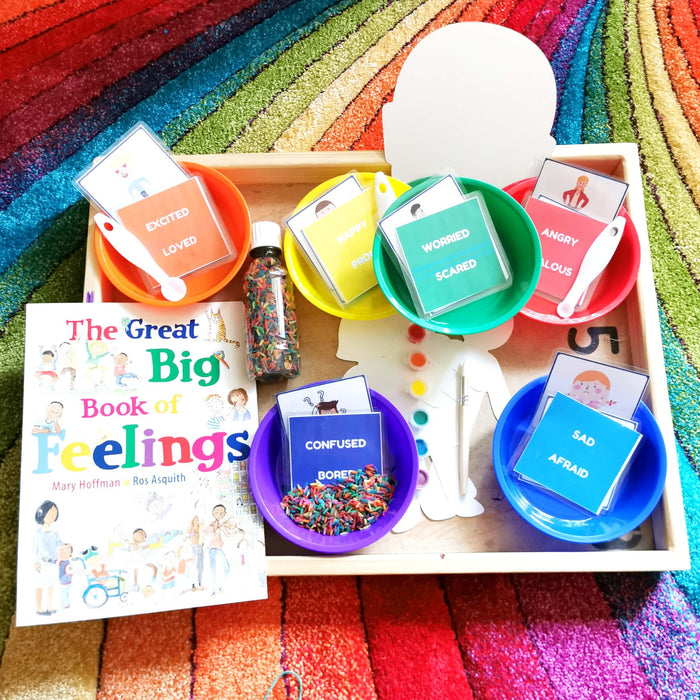 Emotions Discovery Box
