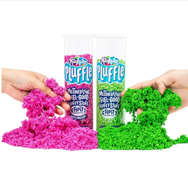 Playfoam sensory Pluffle
