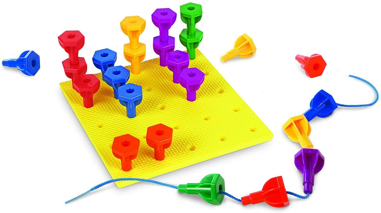 Rainbow Play Pegs