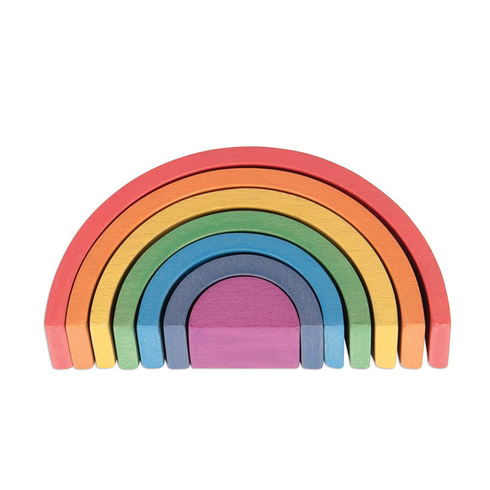 Tickit Small Wooden Rainbow Arches