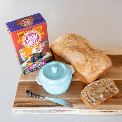 Foolproof 7-Grain bread