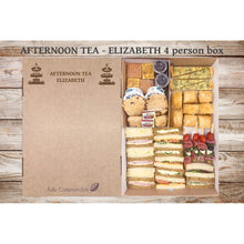 Load image into Gallery viewer, Afternoon Tea - Elizabeth (From £6.25 per person for a 4 person Box)
