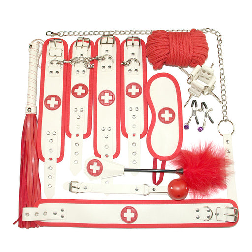 BDSM Gear 10 PCS Set-Blowjob Gear