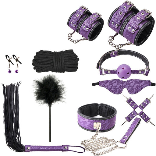 BDSM Gear 10PCS Set-Medical Collar