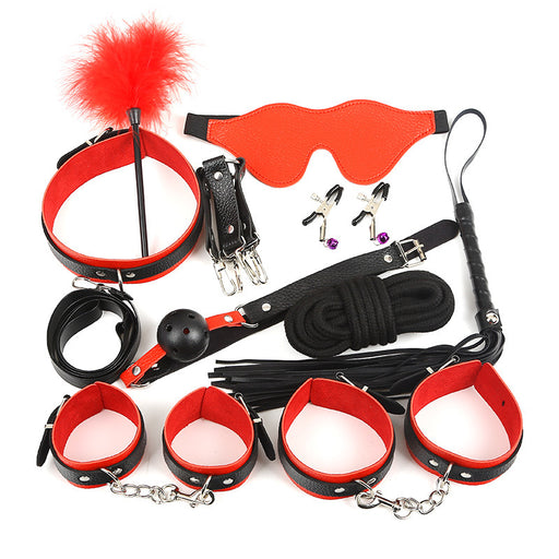 BDSM Gear 10PCS Set-Giddyup Accessories