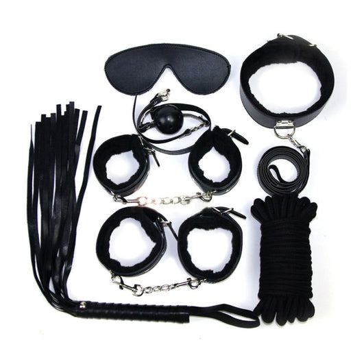 BDSM Gear 7 PCS Set-Sensual & Sexy Object