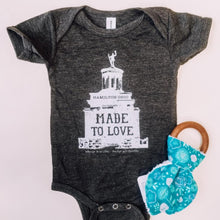 Load image into Gallery viewer, Baby Monument Onesie