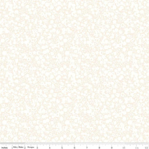 Liberty Fabrics Wiltshire Shadow Blender Collection - 5678 Oyster White