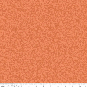 Liberty Fabrics Wiltshire Shadow Blender Collection - 5682 Clementine