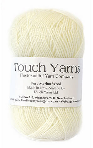 Touch - 100% Merino 4-ply
