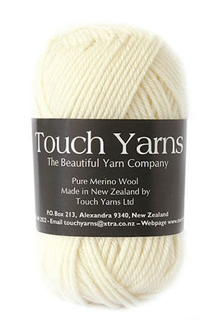 Touch - 100% Merino 8-ply