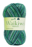 Naturally - Waikiwi 4-ply Merino / Nylon / Alpaca / Possum - Varigated