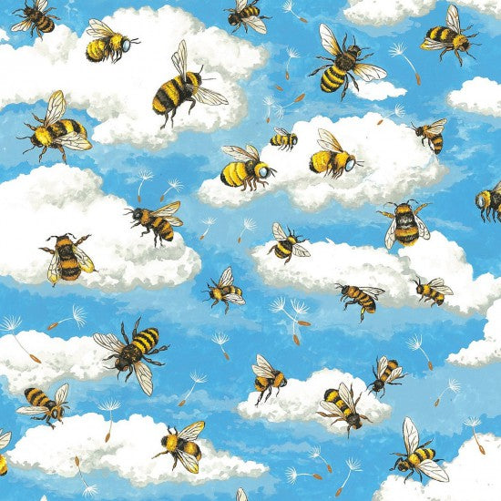 Bee Haven - Bees in the sky