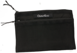 ChiaoGoo Accessories - Black Mesh Accessory Pouch