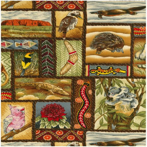 Quilt Kit - Awesome Australia