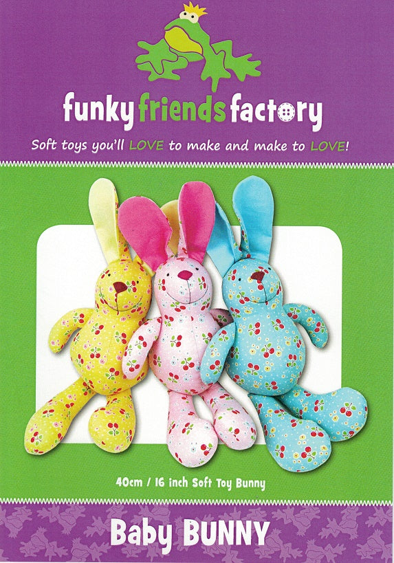 Baby Bunny Sewing Pattern