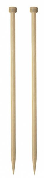 Knitpro - Basix Jumbo Single Point Knitting Needles - 25 mm