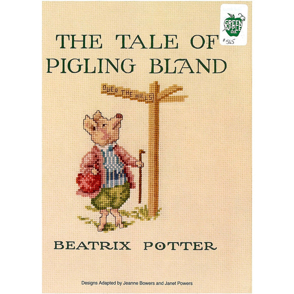 Cross-stitch chart - Beatrix Potter's Tale of Pigling Bland