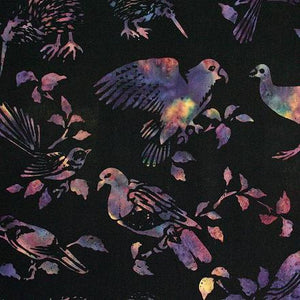 Birds - Midnight colour