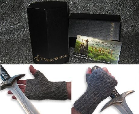 Stansborough - Bofur Fingerless Gloves Kit