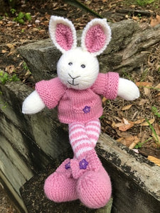 Knitting kit - Candy Bunny