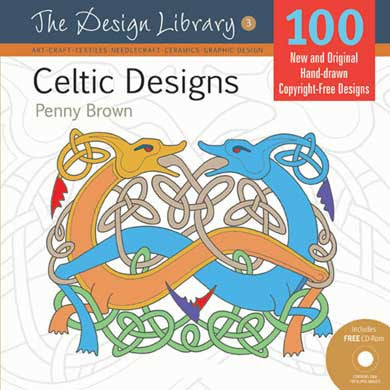 Celtic Designs by Penny Brown