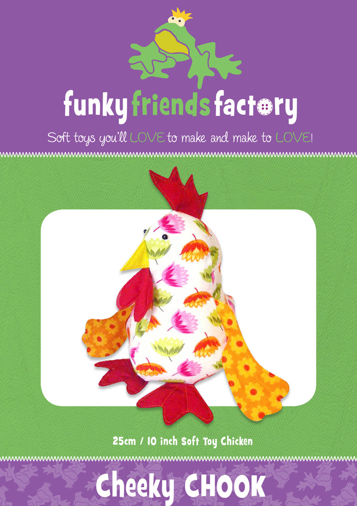 Cheeky Chook Sewing Pattern