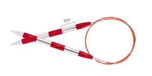 Knitpro - SmartStix Fixed Circular Needles - 40 cm / 16 inches